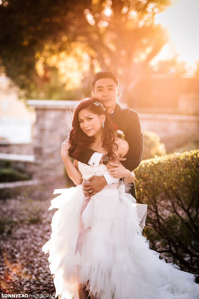 An & Tu Wedding in San Jose