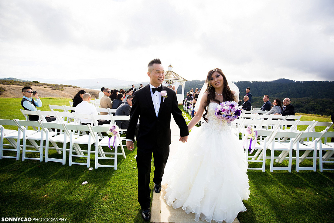 Lisa & Chung Crystal Springs Weddin