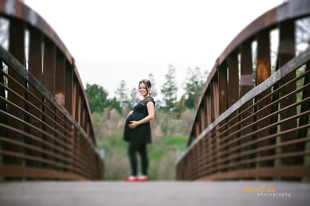 Maternity Los Gatos Creek