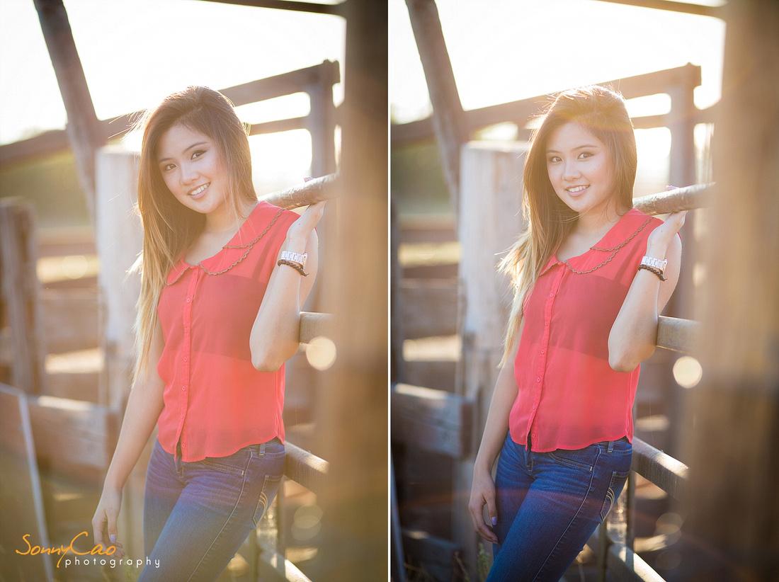 san jose photographer senior portrait